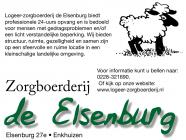 Logo van Zorgboerderij de Elsenburg