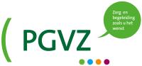 Logo van PGVZ - Zorg en begeleiding zoals u het wenst