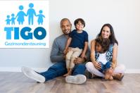 Logo van TiGO Gezinsondersteuning